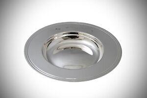 "Solid Sterling Silver 7"" AMARDA / ARMADA / JB DISH FEATURE HALLMARK"