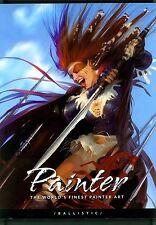 Painter ~ The World's Finest Painter Art ~ 1st Print Softcover ~ 2006 Ballistic