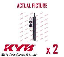 2 x REAR AXLE SHOCK ABSORBERS PAIR STRUTS SHOCKERS KYB OE QUALITY 443225