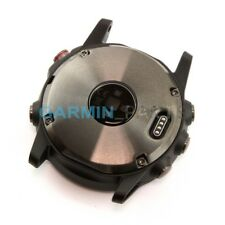 New Back case with buttons for Garmin fenix 5x slate gray genuine part repair