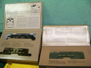 """Proto 2000, """"New York Central"""", Alco FA2 Locomotive & FB2 Loco Dummy"""