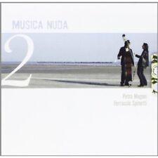 Musica Nuda, Petra Magoni & Spinetti Ferruccio - Musica Nuda 2 [New CD]