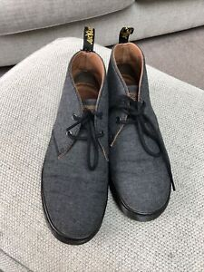 Canvas Dr.Martens Mayport Size 6…Great Condition ☀️🥰