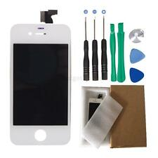 A+ GSM A1332 LCD Touch Screen Assembly w/Disassembling White for iPhone 4