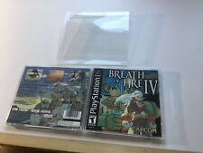 Breath of Fire IV 4 - Playstation 1 - PS1 - PS2 - PS3