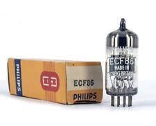 ECF86/6HG8 PHILIPS NOS BRITISH Tube Röhre Lampe TSF Valvula Valve 真空管 진공관