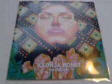 KADHJA BONET - The Visitor. rare UK 8 track CD (Fat Possum, Buy 3 = Free P&P!)
