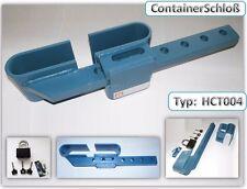 Containerschloss HCT-004 (Basis) Lagercontainer Verschluss Containerverrigelung