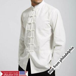 Traditional Chinese Tang Suit Coat Kung Fu Tai Chi Uniform Jacket Clothing