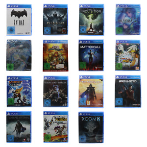 PLAYSTATION 4 PS4 Age 12 Age 16 Game Batman XCOM2
