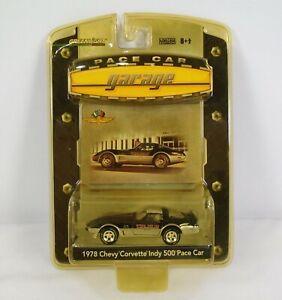 1998 Chevrolet Corvette Indianapolis 500 Mile Pace Car 1:64 Diecast