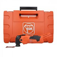 Fein AMM500 Plus 18v Starlock Plus MultiMaster with Carry Case 71293362000