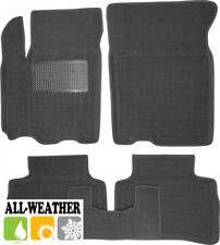 All Weather Floor Liner Velour Carmats Rubber Backing Fit Suzuki Vitara 2015-