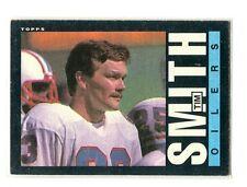 1985 Topps #255 Tim Smith Nebraska/Houston Oilers