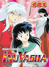 INUYASHA INU YASHA - VOL. 6: DEADLY LIAISONS DVD
