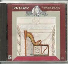 Flote & Harfe Music for Flute & Harp Martina Wahn Fabiana Trani CD Very Clean