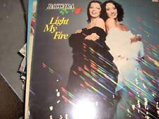LP BACCARA LIGHT MY FIRE SWEDEN PRESS N/MINT