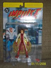 DC Direct Flash Allies and Rogues-Impulse, Max Mercury, Grood, Capt Cold, Mirror