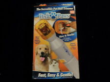 PediPaws Pet Dog Cat Nail Trimmer in Box w/ 3 Spare Files Grooming Claw Care A6