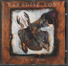 Paradise Lost(CD Single)As I Die-VG