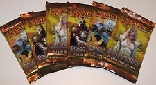 6 X DRAGON'S MAZE BOOSTER PACKS MTG MAGIC THE GATHERING NEW SEALED 1/6 box