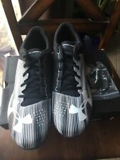 UNDER ARMOUR Kick Sprint Spike Track Running Shoe 1273939-100 Men's Size 13