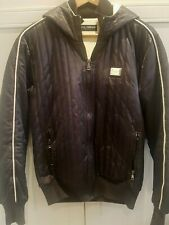 Dolce And Gabanna Gold Plaque Jacket Coat - RRP £1200 Purchased From Store