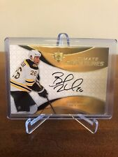 2008-09 Blake Wheeler Ultimate Collection Signatures Rookie Auto