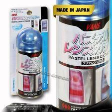 VANS Pastel Clear Blue Tint Lens Tail Head Fog Coner Bumper Light Painter Spray
