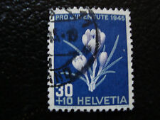 SUISSE - timbre yvert et tellier n° 426 obl (A14) stamp switzerland (T)