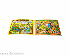 CARTOLINOMANIA jacovitti 2 cartoline