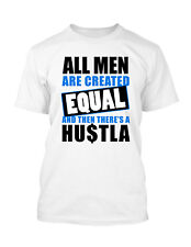 7587cc6ade9 All Men are Created Equal Street Wear Tee Shirt Graphic Big and Tall Tee