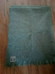 CAPE MOHAIR SUPER SOFT BLANKET THROW 74 X 60 INCHES NWOT