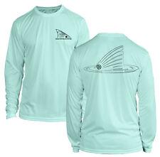 X-Mas Special Mojo Adult LAST 3XL Lite Blue  Wireman Shirt UPF 50 FREE SHIPPING