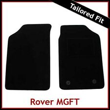 MG TF 2002-2005 Tailored Carpet Car Floor Mats Mats BLACK