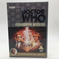 Doctor Who Mawdryn Undead The PETER DAVISON Years 1982-84 (DVD, 2009)