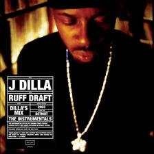 J Dilla – Ruff Draft: Dilla's Mix The Instrumentals (Pay Day Prod.) Vinyl New