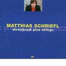 Matthias Schriefl Shreefpunk Plus Strings STEPHAN RAABE JOHANNES BEHR JENS DÜPPE