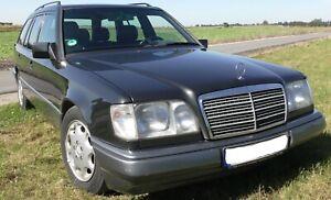 Mercedes E220, W124, LPG, Leder, Klima, Bj.1994