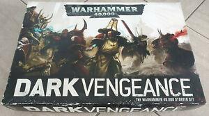 Warhammer 40K Dark Vengeance 40,000 Boxed Set Games Workshop *See Pictures*