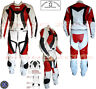 Spirit MOTARD Hommes CE Protection Moto / CUIR MOTO VESTE ET COSTUME
