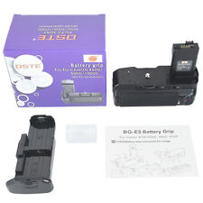 DSTE BG-E5 Battery Grip For Canon EOS 500D 450D 1000D Rebel Xsi Camera as LP-E5