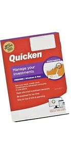 Quicken Premier manage your home and business 2021. Home & Business (windows)