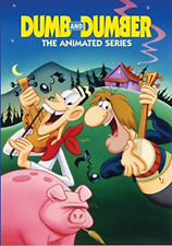 Dumb and Dumber The Animated Series DVD Full Frame Dolby