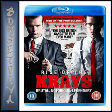 RISE OF THE KRAYS - Mariola Jaworska  **BRAND NEW BLU-RAY **