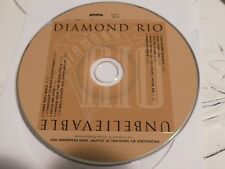 Unbelievable by Diamond Rio (CD, Jul-1998, Arista)Disc Only 30-226