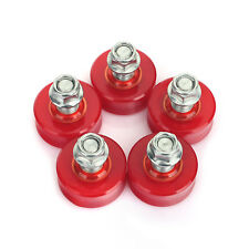 5x rouge SILENT BLOC HYPER-FLEX polyuréthane SuspensionSet PR DUCATI 70090563A