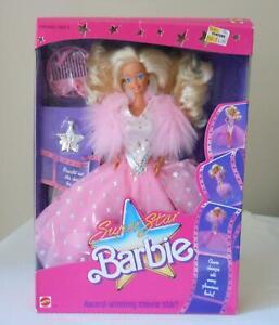 1988 Barbie Super Star Doll Award-Winning Movie Super Star Era Mattel #1604 NRFB