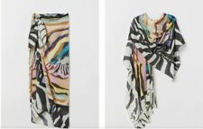 H&M Studio collection SS 2019 patterned sarong immaculate. TOP!!! NWT