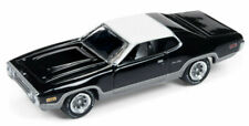 1972 Plymouth Satellite Sebring * RR * Johnny Lightning Muscle AUTO World 1:64 NUOVO